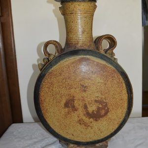 Large Pottery Floor Model Vase